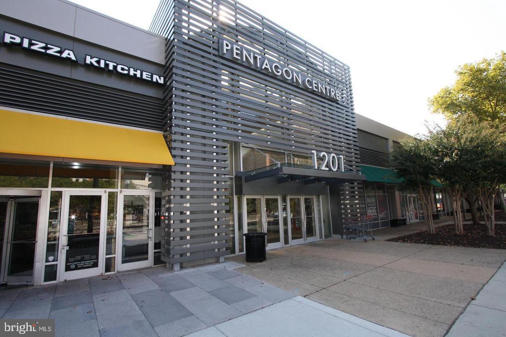Pentagon Centre - 1300 S ARLINGTON RIDGE RD #701, ARLINGTON