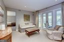 Master Sitting Room or Office - 5104 ROCKWOOD PKWY NW, WASHINGTON