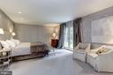 Master Bedroom - 5104 ROCKWOOD PKWY NW, WASHINGTON