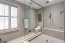 Master Bathroom - 5104 ROCKWOOD PKWY NW, WASHINGTON