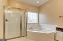 MASTER BATH - 15346 WITS END DR, WOODBRIDGE