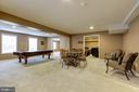 BASEMENT REC ROOM - 15346 WITS END DR, WOODBRIDGE