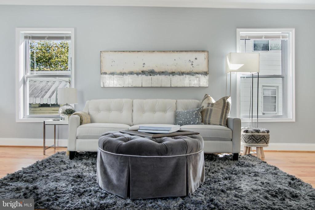Living Room - 3145 NEWTON ST NE, WASHINGTON