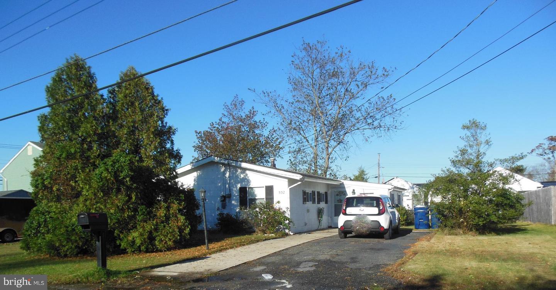 Single Family Homes por un Venta en 532 KADLUBECK WAY Little Egg Harbor Twp, Nueva Jersey 08087 Estados Unidos