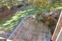 Patio At Walk-out Basement - 12424 SILENT WOLF DR, MANASSAS