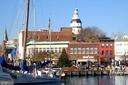 Visit Bustling Downtown City Dock Harbor - 139 LEJEUNE WAY, ANNAPOLIS