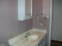 Updated hall bathroom - 4970 FLOSSIE AVE, FREDERICK