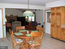 Countryt kitchen - 4970 FLOSSIE AVE, FREDERICK
