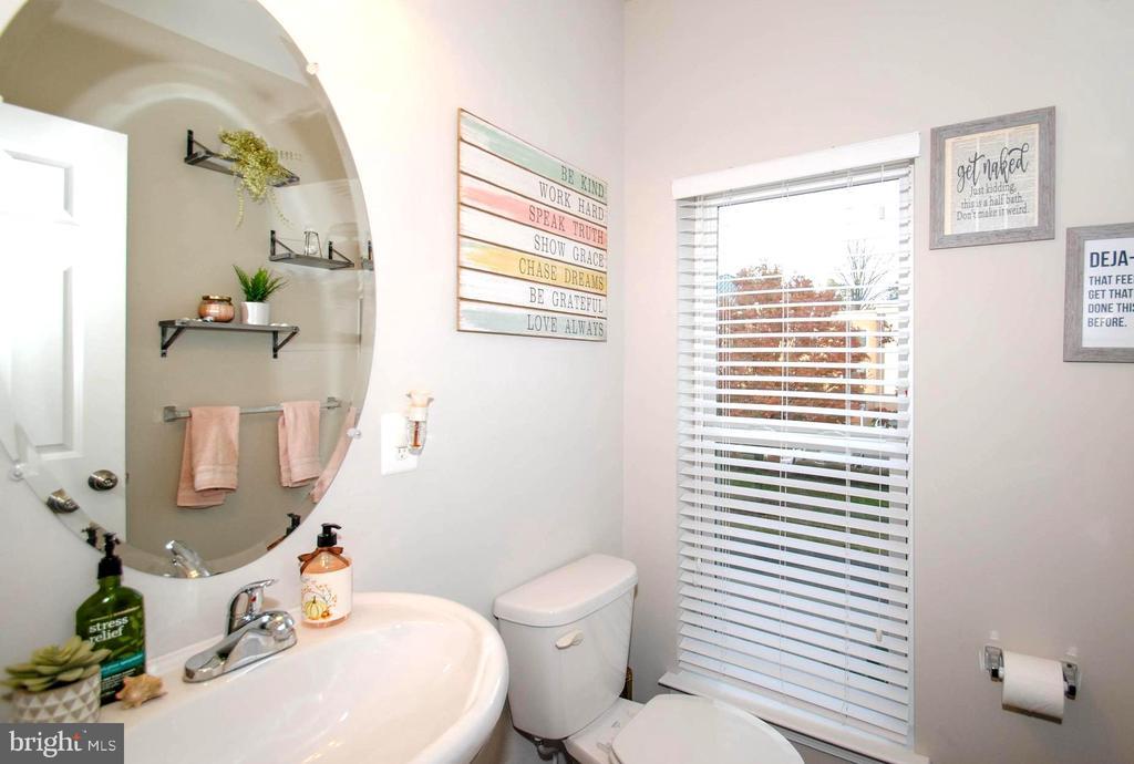 Main Level Half / Guest Bath - 139 LEJEUNE WAY, ANNAPOLIS