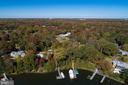Aerial view of Rundelac Farm - 3057 RUNDELAC RD, ANNAPOLIS