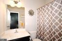 2nd Bedroom En Suite Full Bath - 139 LEJEUNE WAY, ANNAPOLIS