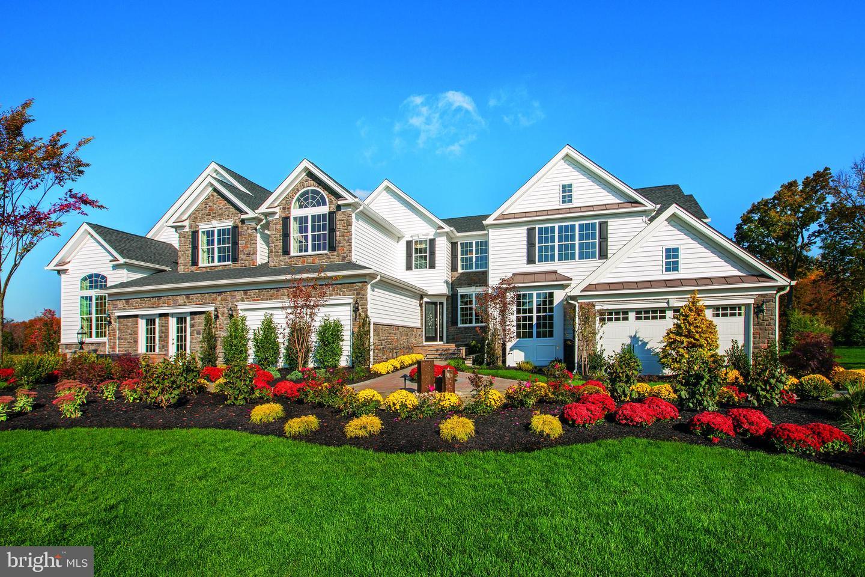 Single Family Homes pour l Vente à Severn, Maryland 21144 États-Unis