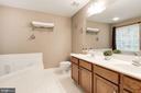 Master Bath - 4505 MONMOUTH ST, FAIRFAX