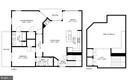 Floor plan - 6549 GRANGE LN #401, ALEXANDRIA