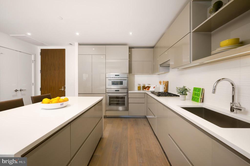 Thermador Appliances in Open Kitchen - 810 O ST NW #409, WASHINGTON