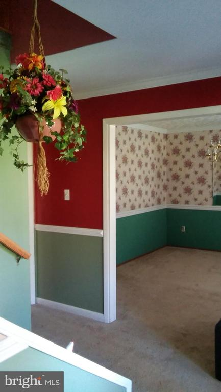 Entry foyer - 260 WHITE HALL RD, WINCHESTER