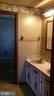 Master bath - 260 WHITE HALL RD, WINCHESTER