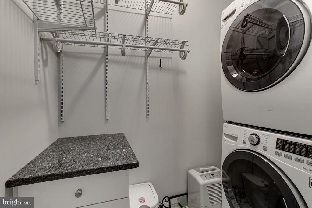 Laundry - 2543 WATERSIDE DR NW, WASHINGTON