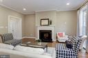 Formal Living Room - 2543 WATERSIDE DR NW, WASHINGTON