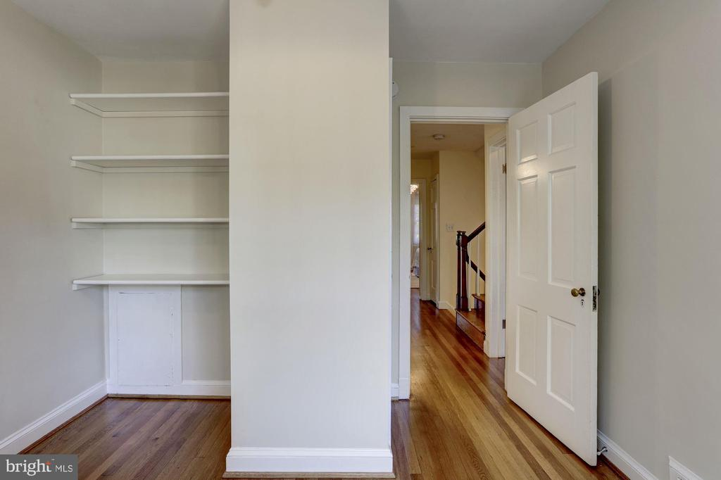 Bedroom 3 - 2543 WATERSIDE DR NW, WASHINGTON