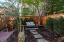Sun Drenched Back Yard - 2543 WATERSIDE DR NW, WASHINGTON