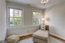 Bedroom 3, Reading Room or Sewing Room - 2543 WATERSIDE DR NW, WASHINGTON