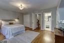 Ample Closets and En-Suite Full Bath - 2543 WATERSIDE DR NW, WASHINGTON