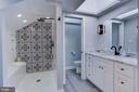 Ensuite Bath - 2543 WATERSIDE DR NW, WASHINGTON