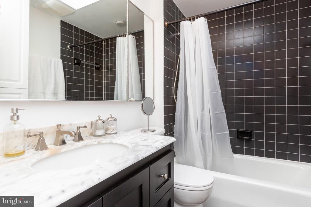 Master Bathroom - 3217 RESERVOIR RD NW, WASHINGTON