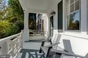 Front Porch - 3217 RESERVOIR RD NW, WASHINGTON