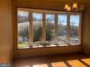 Dining room overlooks Shenandoah Park. - 120 E CRISER RD, FRONT ROYAL
