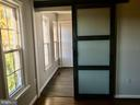 Great Sliding door to close off bathroom in master - 1009 N TERRILL ST, ALEXANDRIA