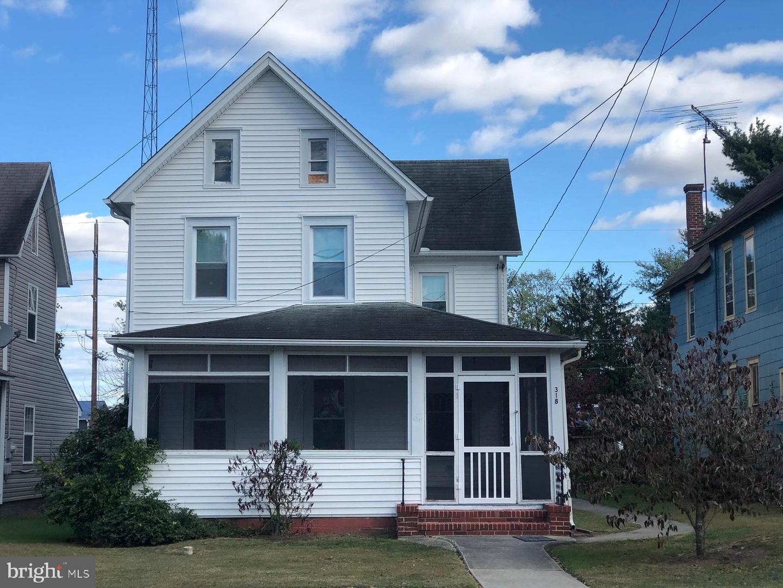 Property pour l Vente à Harrington, Delaware 19952 États-Unis