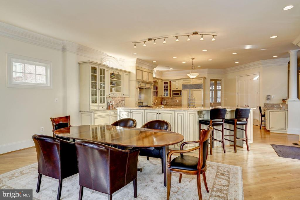 Awesome for entertaining - 1493 EVANS FARM DR, MCLEAN