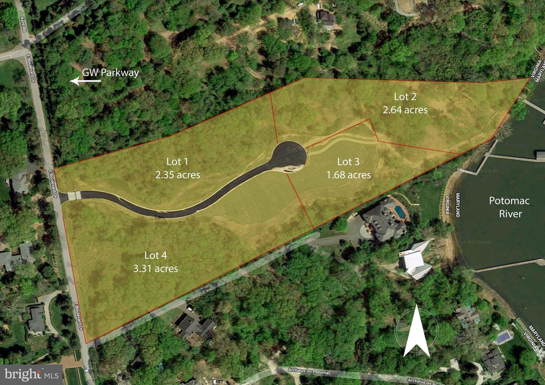 土地 為 出售 在 Alexandria, 弗吉尼亞州 22308 美國