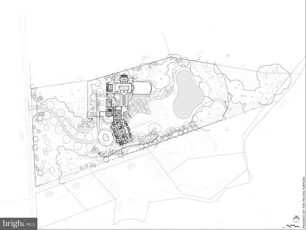 Landscaping Design - 7983 E BOULEVARD DR, ALEXANDRIA