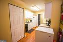 Large updated kitchen - 5300 COLUMBIA PIKE #111, ARLINGTON