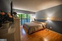 2nd bedroom - 5300 COLUMBIA PIKE #111, ARLINGTON