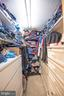 master Walk in closet - 5300 COLUMBIA PIKE #111, ARLINGTON
