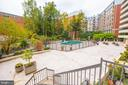 Lots of outdoor space - 5300 COLUMBIA PIKE #111, ARLINGTON