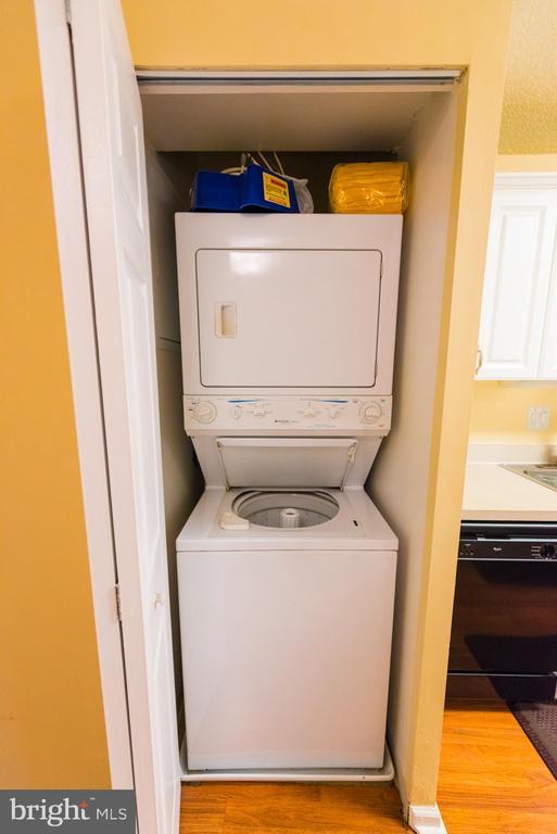 In unit laundry - 5300 COLUMBIA PIKE #111, ARLINGTON