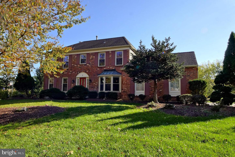 Single Family Homes 為 出售 在 Princeton Junction, 新澤西州 08550 美國