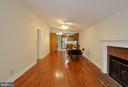 Flex Space - Hardwood Floors & Gas FP - 308 WESTOVER PKWY, LOCUST GROVE