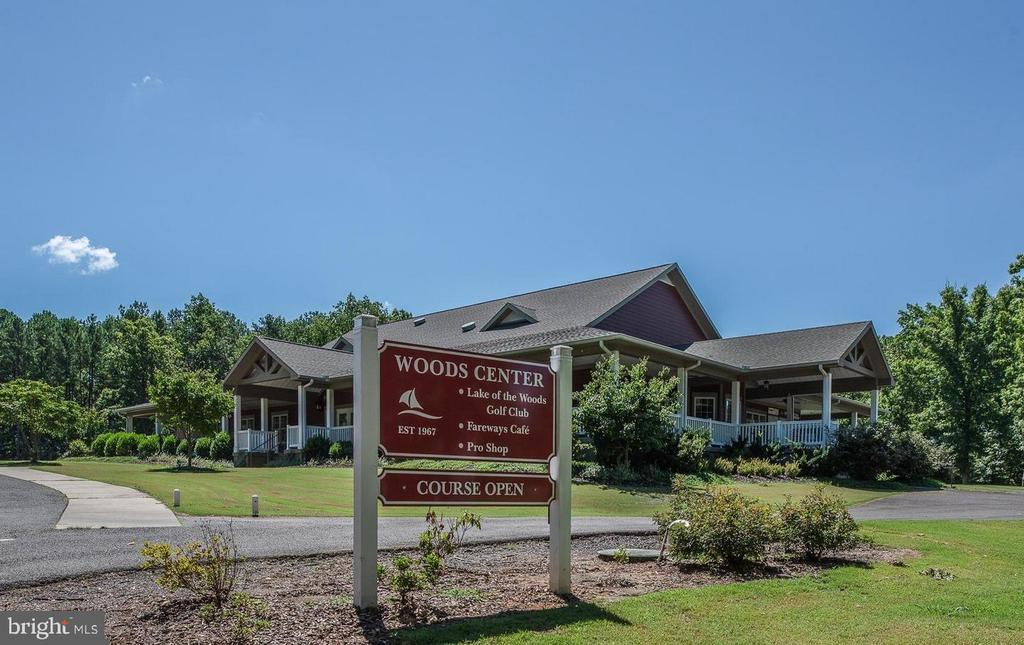 LOW Golf Club House - 308 WESTOVER PKWY, LOCUST GROVE