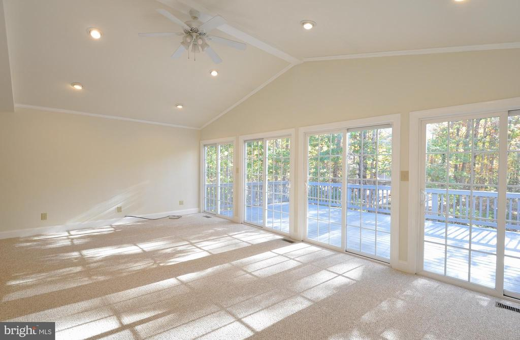 Enjoy Waterfront views from the 23x14 Sun Room!! - 308 WESTOVER PKWY, LOCUST GROVE