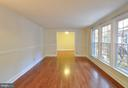 Wall of windows in LR provide Lakefront views! - 308 WESTOVER PKWY, LOCUST GROVE