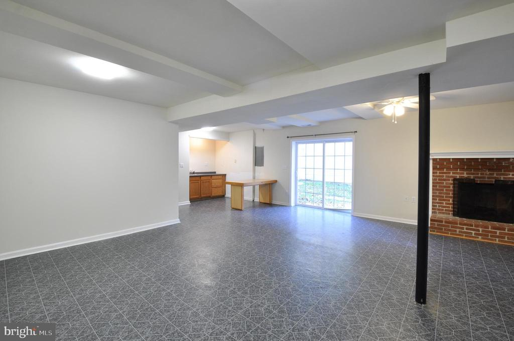 Lower Level Recreation Room (lots of space here) - 308 WESTOVER PKWY, LOCUST GROVE