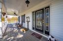 Front Porch - 10140-A LENHART RD, FREDERICK