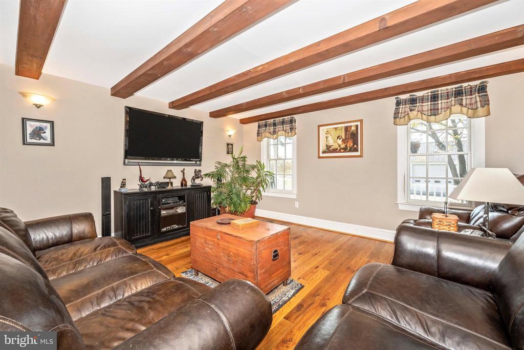 Living Room - 10140-A LENHART RD, FREDERICK