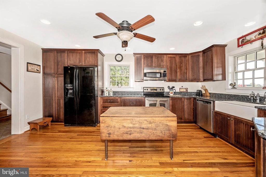 Kitchen - 10140-A LENHART RD, FREDERICK